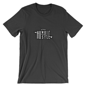 Buy stay humble graphics black t-shirt online