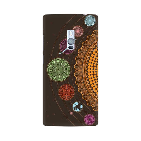 mandala OnePlus Two mobile cover
