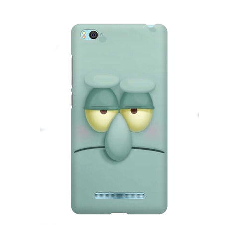 Squidward xiaomi mi 4i mobile cover