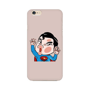superman apple iphone 6s plus mobile cover
