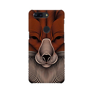 red fox oneplus 5t  mobile case