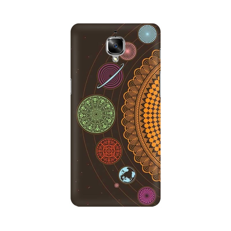 mandala OnePlus Three mobile cover