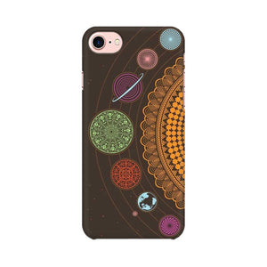 mandala apple iphone 8 mobile cover