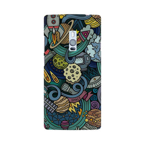 spacedoodle oneplus two  mobile case