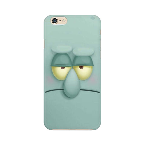 Squidward apple iphone 6 mobile cover