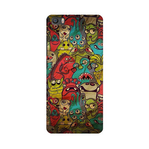 monsters jam xiaomi mi 5 mobile cover