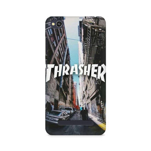 Thrasher xiaomi redmi 4a mobile cover