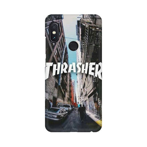 Tharsher xiaomi redmi note 5 pro mobile cover