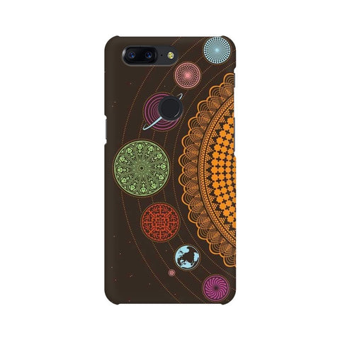 mandala OnePlus 5T mobile cover