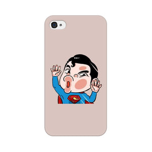 Superman apple iphone 4 mobile cover
