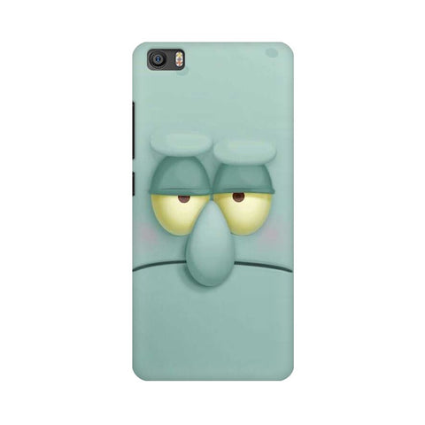 Squidward xiaomi mi 5 mobile covers