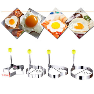 Egg Frying Multi-mold (4Pcs/Set)