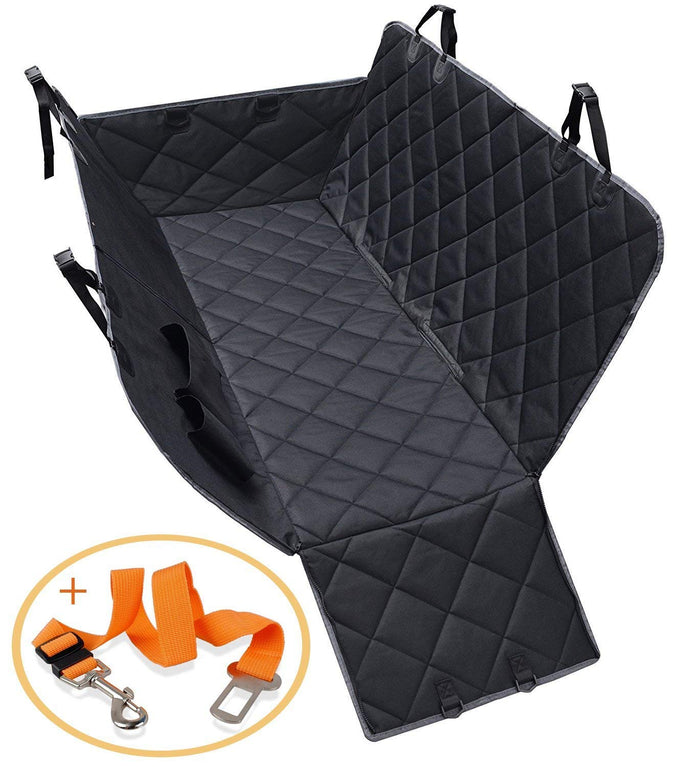 [FREE SHIPPING] Happy Dog Tail Waterproof Pet Car Seat Cover