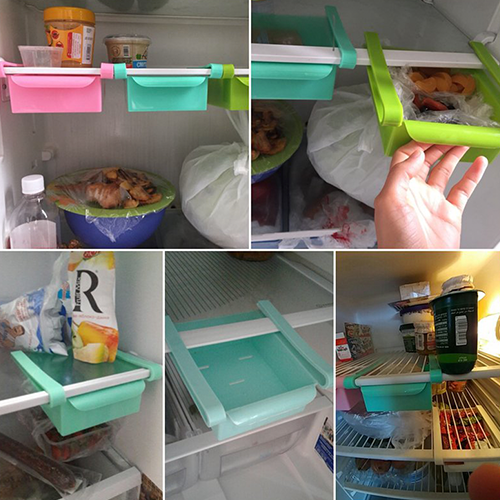 Refrigerator Storage Box Fresh