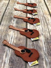 """Kit-tar Guitar"" Catnip Guitar Cat Toy"