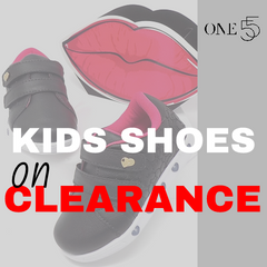 CLEARANCE KIDS SHOES