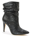Slouchy Black Boots - ONE55 by Werner