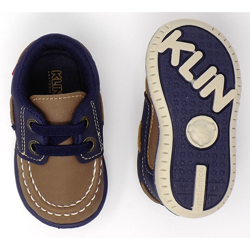 Non-slip rubber sole - Baby Casual Velcro Shoe