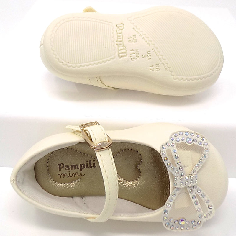 Rubber outsole - Angel Tapioca Shoe - Pampili