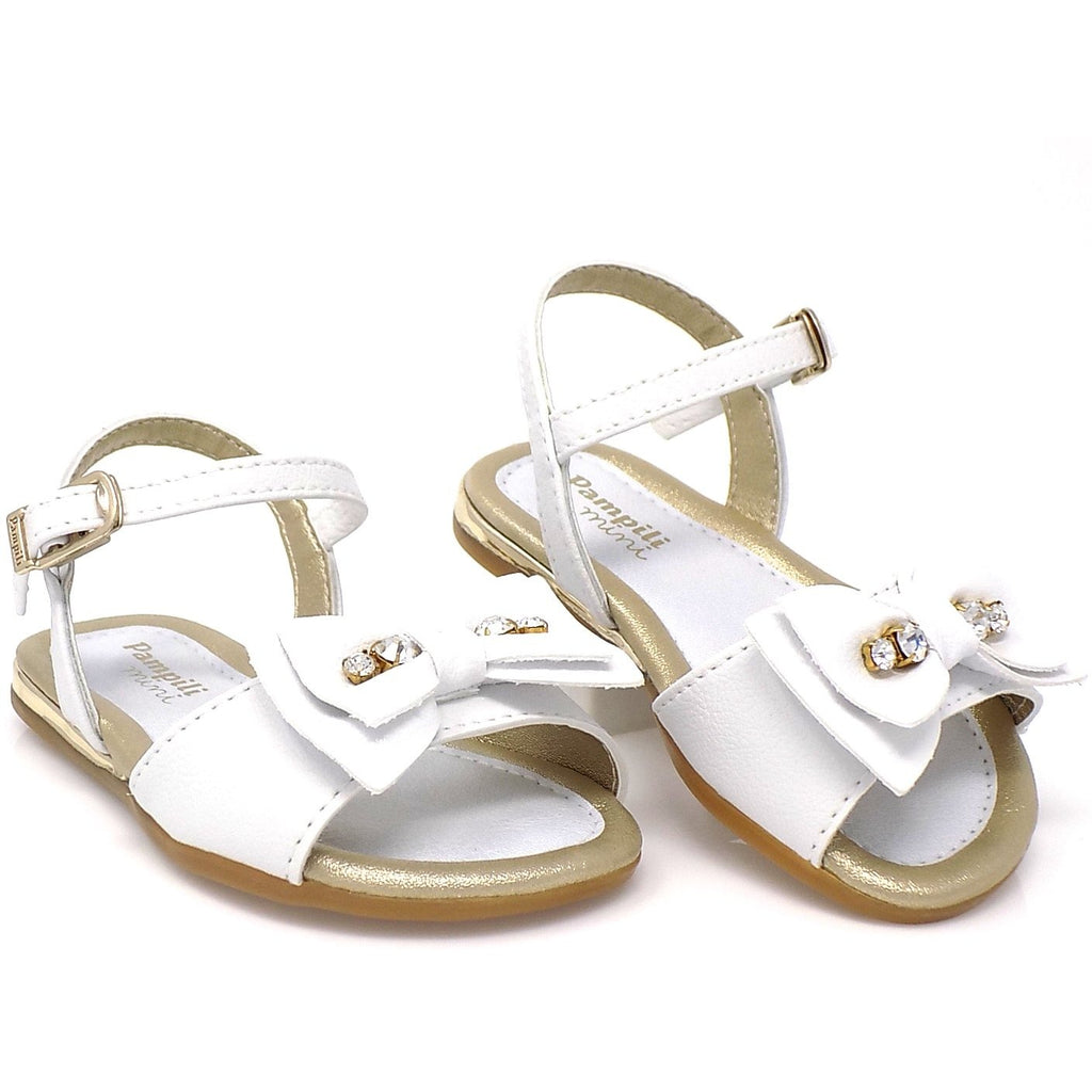 Write Pretty Ribbon Bow Sandal - Pampili