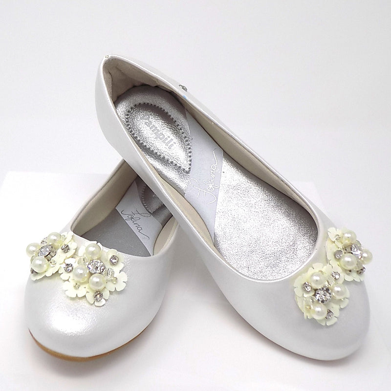 Super Cutie Pearl shoe - Pampili
