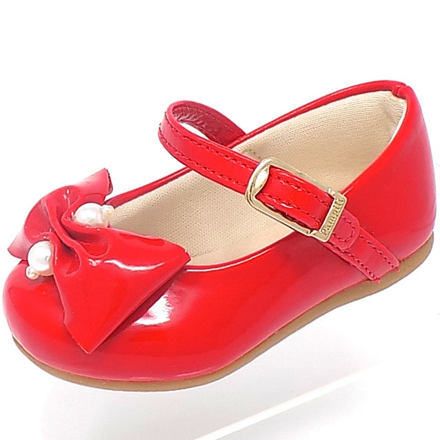 Angel Pearls II Sneaker Red  - Pampili