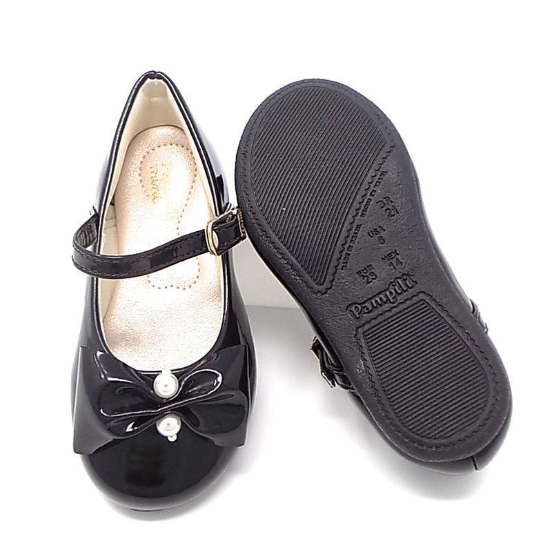 Angel Pearls II Sneaker Black - Pampili