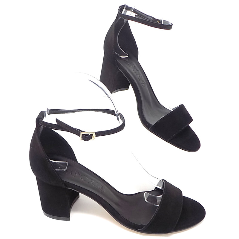 Ankle Strap Chunky Medium Heel ONE55 by Werner