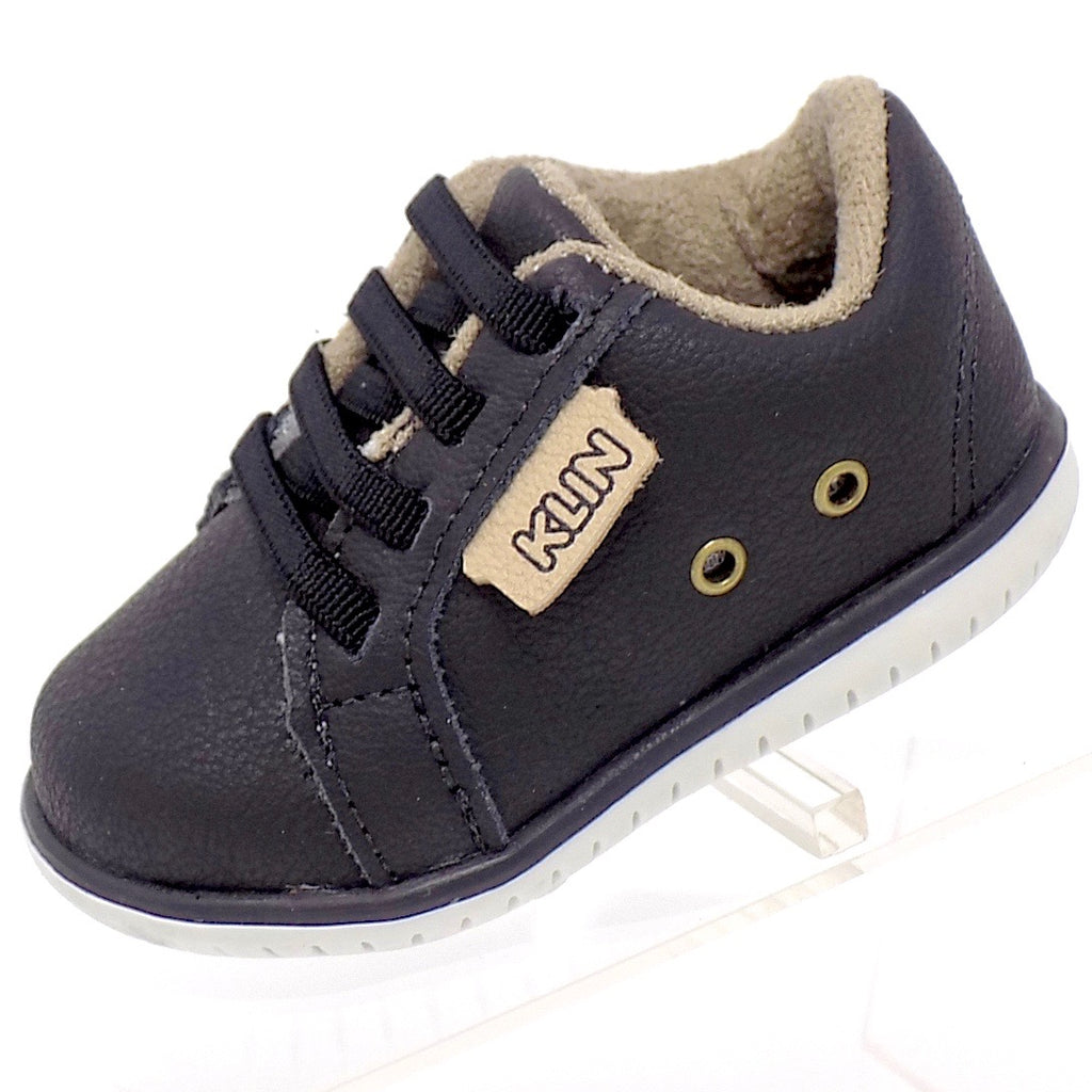 Black Baby Shoe Elastic Baby Flyer