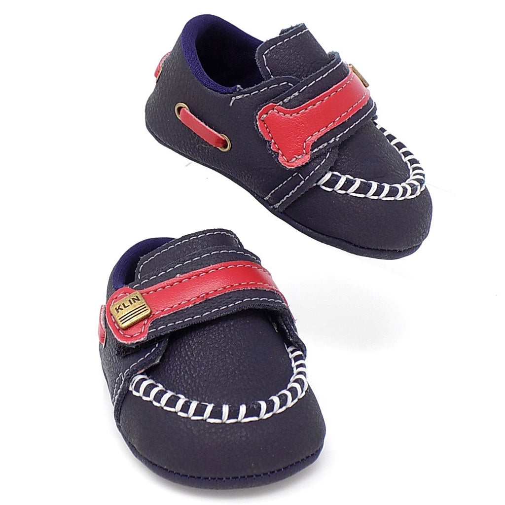 Baby Klin Leather Loafers