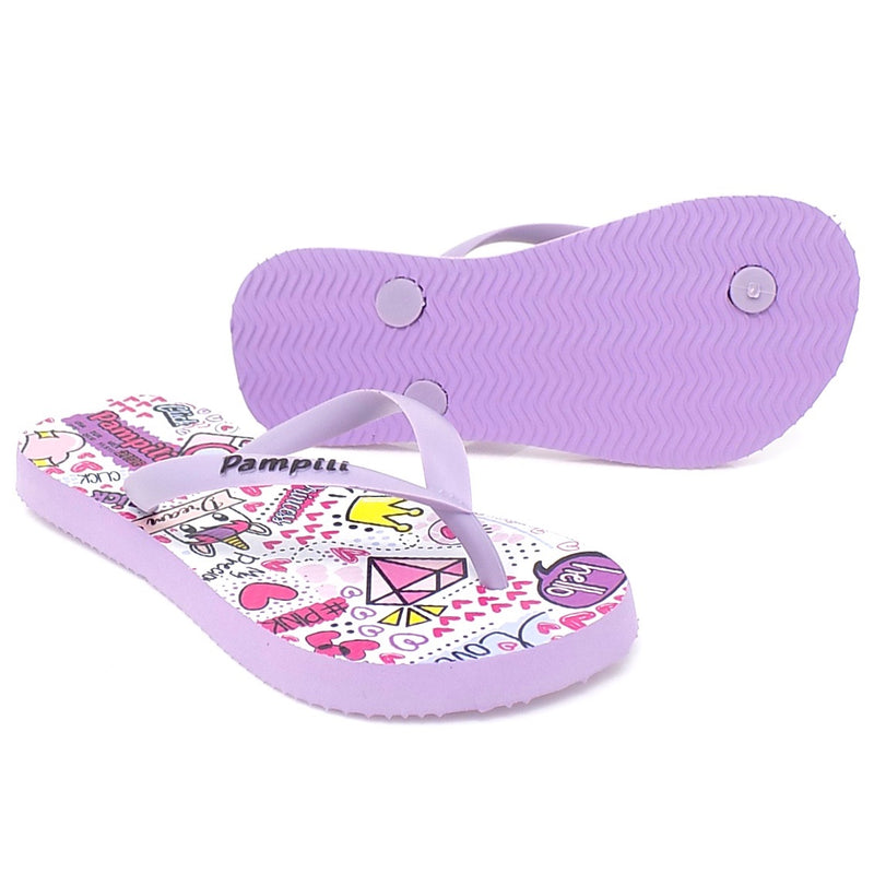 Love Dots Kids Flip Flop