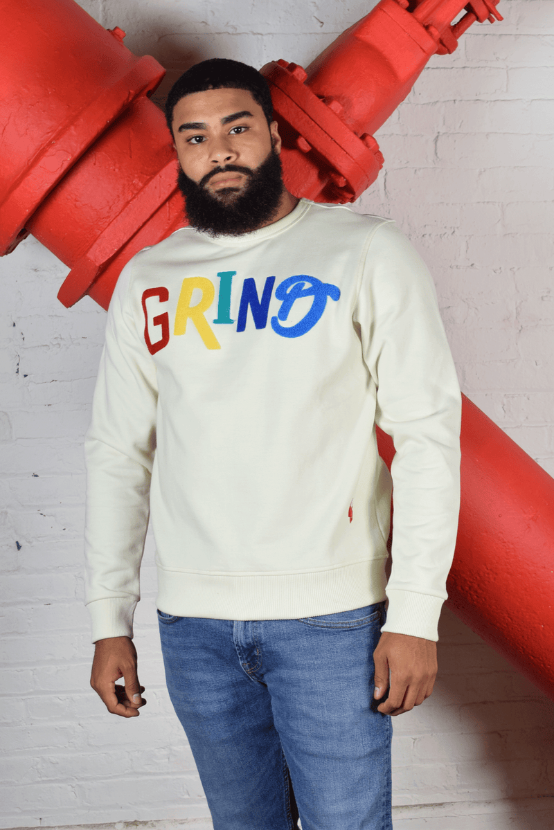 Grind Sweatshirt (Natural)