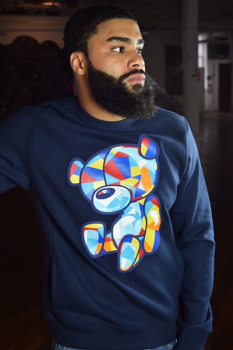 Kaleidoscope (Navy)