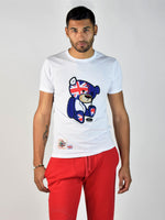 London Teddy Grind Global T-Shirt (White)
