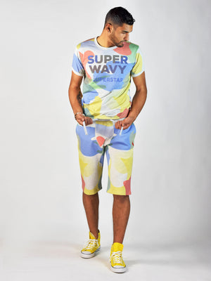 Super Wavy T-Shirt (Natural)