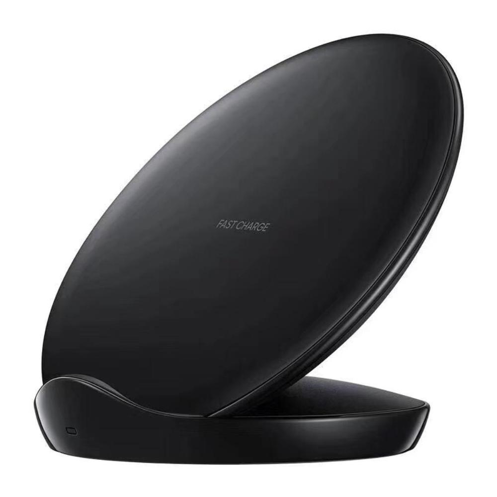 QI Wireless Charger 2 Coil Fast Charger Stand For Samsung S9 S9+, iPhone X 8 8 Plus
