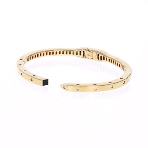 Gold On Point Bracelet