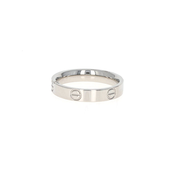 Adore Silver Stacking Ring