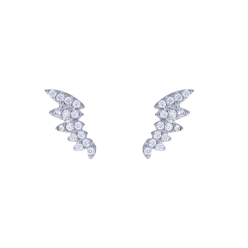 Dainty Wing Studs