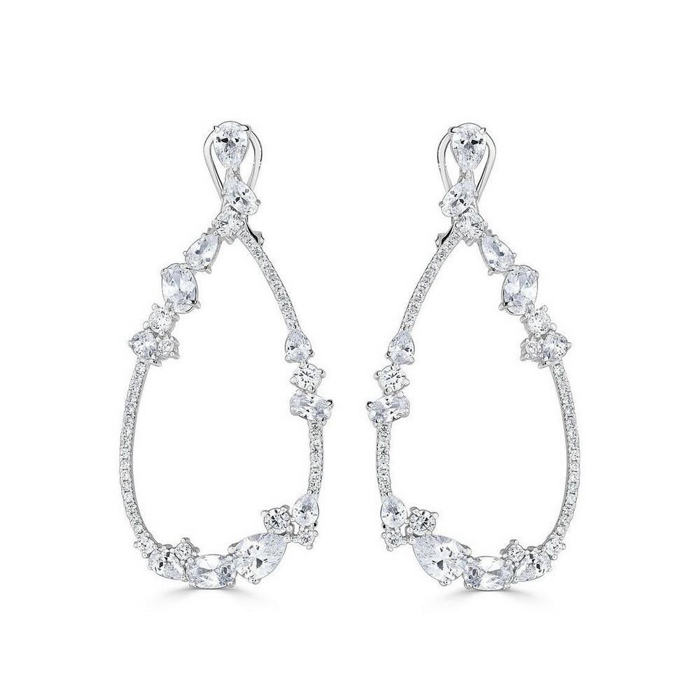 Perfectly Pear Drop Earrings