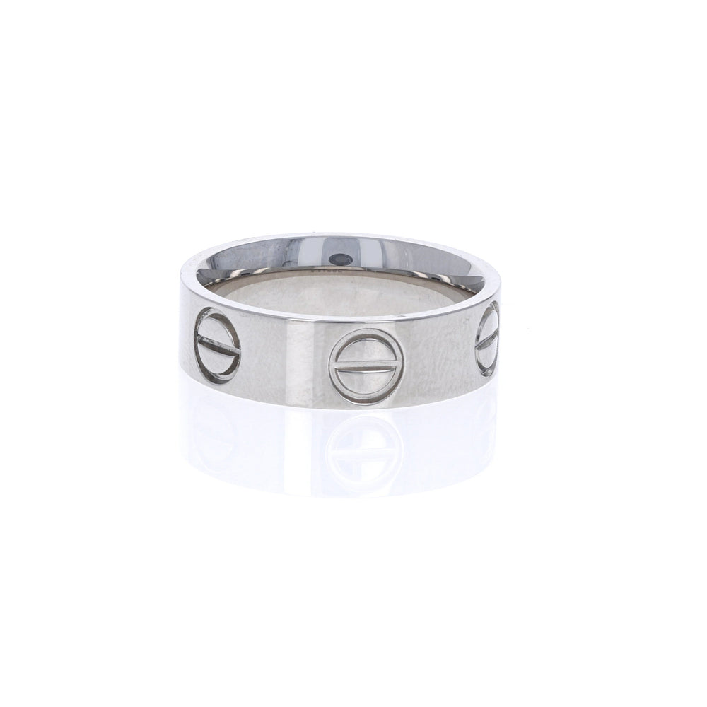 Adore Silver Ring
