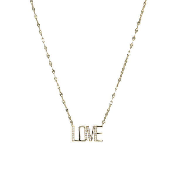 Disco Love Necklace