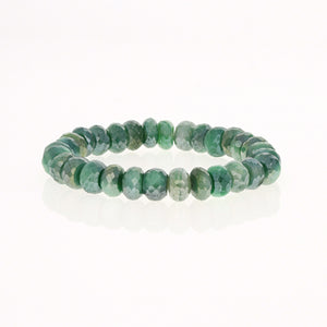 Load image into Gallery viewer, Green Mystic Moonstone Bracelet