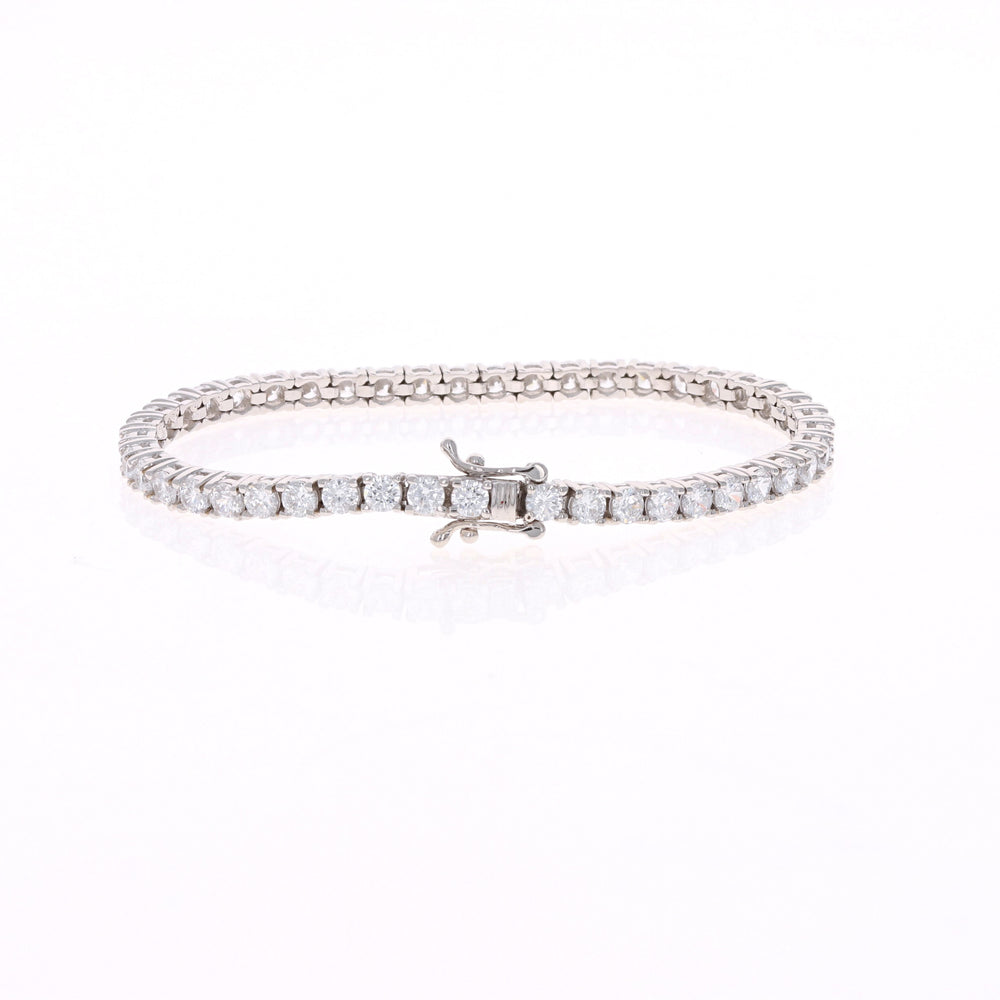 Load image into Gallery viewer, Dainty Classic Tennis Bracelet