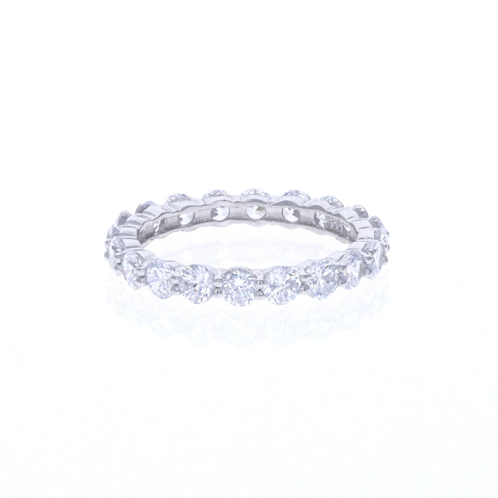 Load image into Gallery viewer, Round Eternity Band