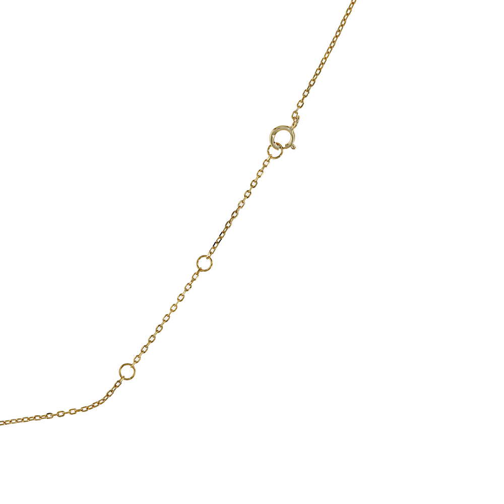 Load image into Gallery viewer, Letter P Necklace