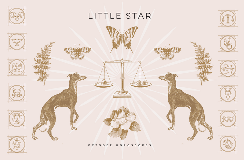 LITTLE STAR OCTOBER 2020 HOROSCOPES