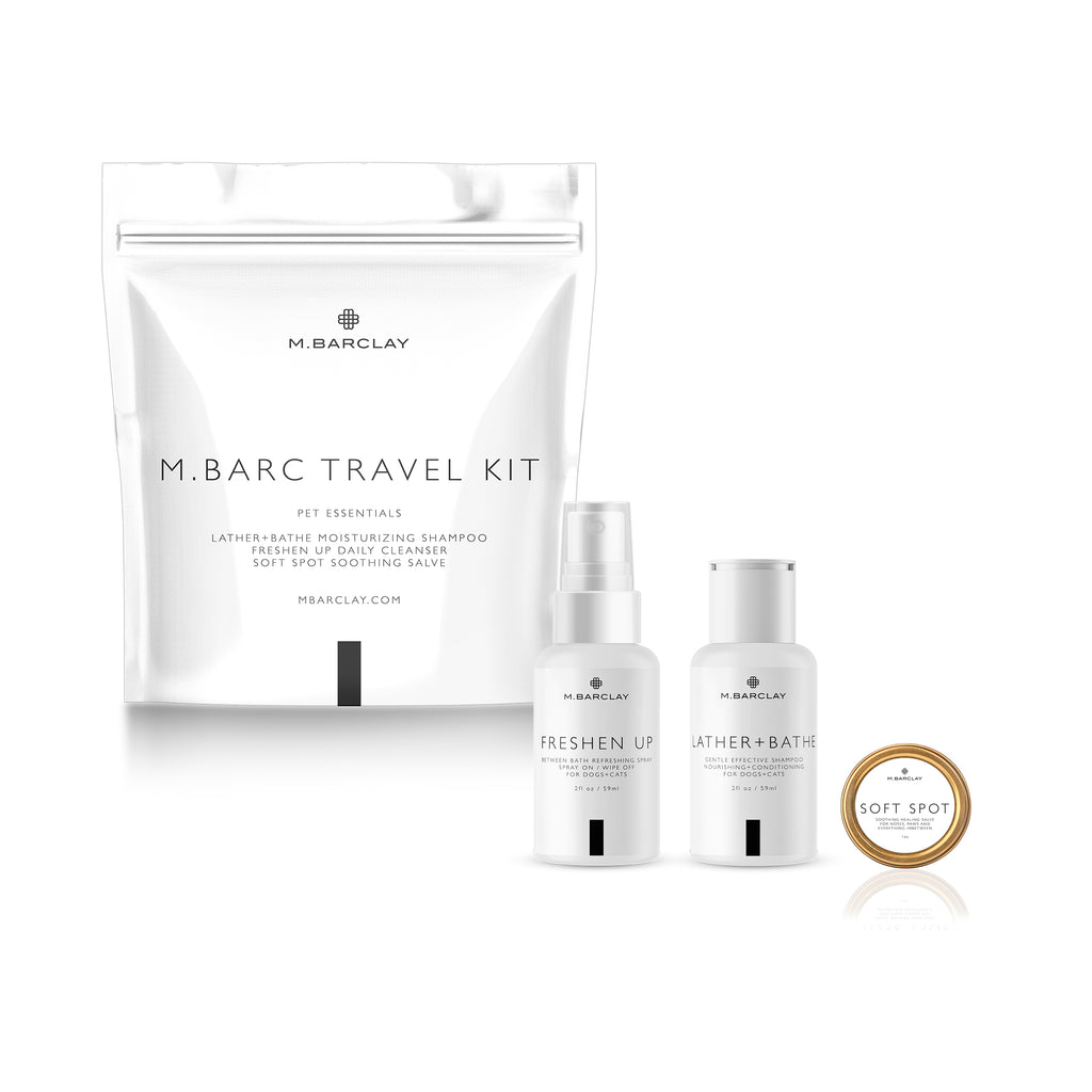 M. BARC TRAVEL KIT - THE ESSENTIALS