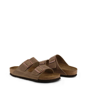 Birkenstock ARIZONA_OILED-LEATHER Klapki