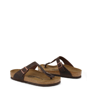 Birkenstock GIZEH_OILED-LEATHER Klapki